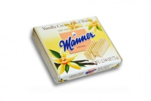 Wafers with Vanilla